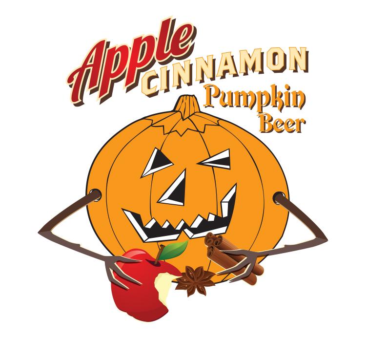 Logo of O'Fallon Apple Cinnamon Pumpkin Beer