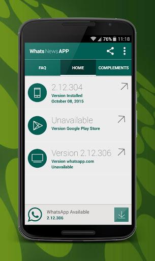 免費下載通訊APP|Update for WhatsApp app開箱文|APP開箱王