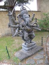 Photo: Elefantengott Ganesha sorgt für Reichtum