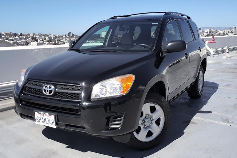 Rent A Black Toyota Rav4 In San Francisco Getaround
