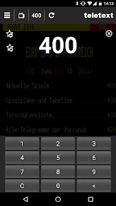 TELETEXT App screenshot 4