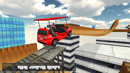 Biggest Mega Ramp With Friends - Car Games 3D apkpoly screenshots 7