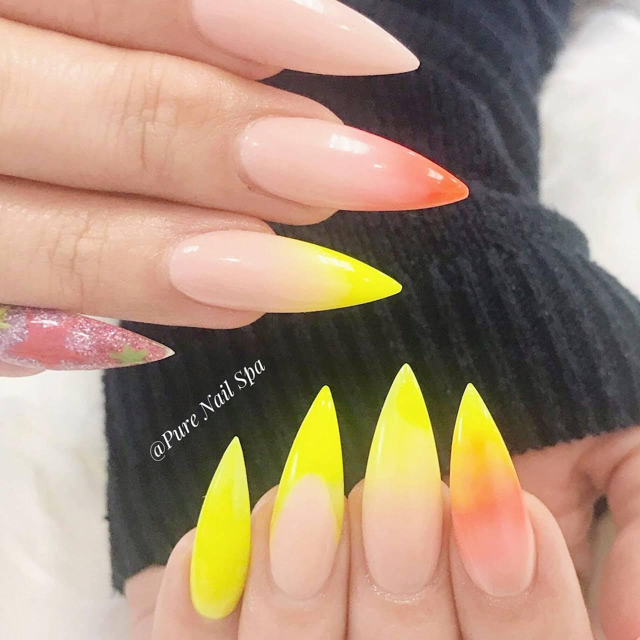 PURE Nails Spa - Nail Salon in Pasadena