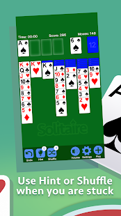 Solitär Screenshot