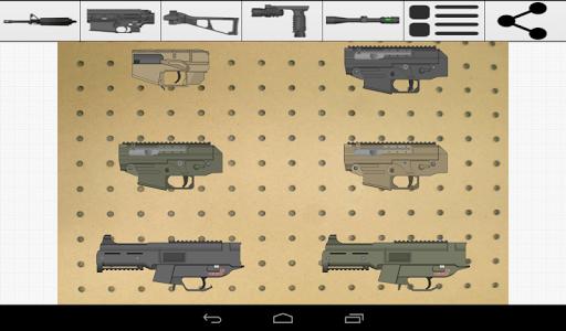 Weapon Builder Pro screenshot 7