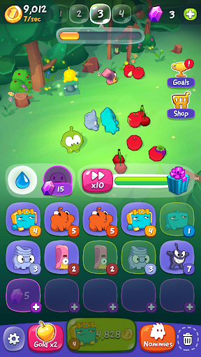 Om Nom: Merge android2mod screenshots 14