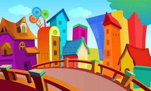 Blue Jelly Escape 玩解謎App免費 玩APPs
