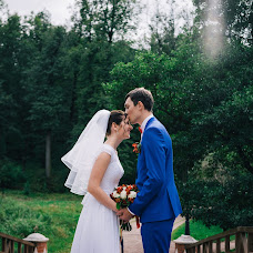 Wedding photographer Mikhail Burenkov (mburenkv). Photo of 15.09.2016