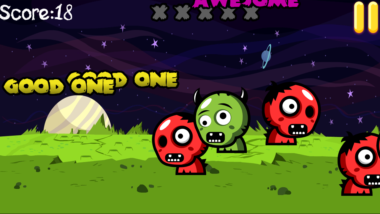 Space Zombies : Moonwalkers- screenshot
