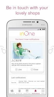inOne screenshot