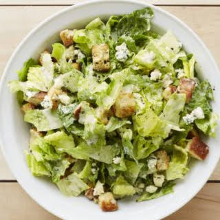 Blue Cheese Caesar Salad.