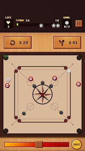 Code Triche carrom champion APK MOD screenshots 1
