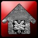 Red ADW Theme icon