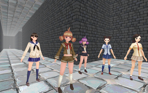 High School Maze 3D 2.7 screenshots 5
