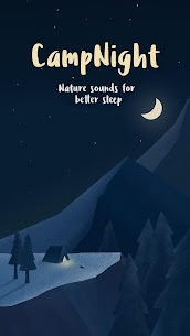 CampNight – Sleep Sounds 1