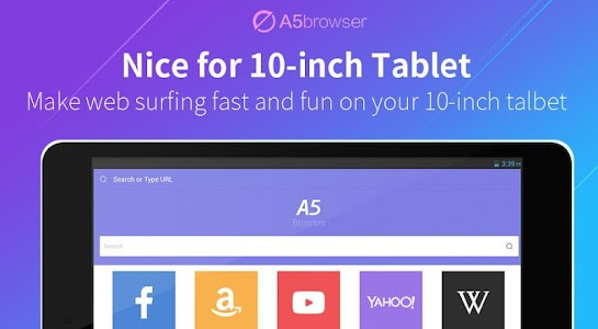 A5 Browser-Small,Easy,Fast v1.0.1