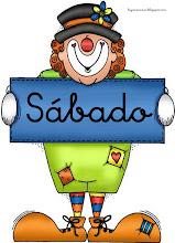 Photo: sábado payaso