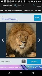 HD Video Live Wallpapers- screenshot thumbnail