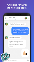 Topface - Dating Meeting Chat! APK screenshot thumbnail 5