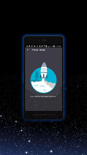 Rocket Cleaner Lite 1.0.5 screenshots 2