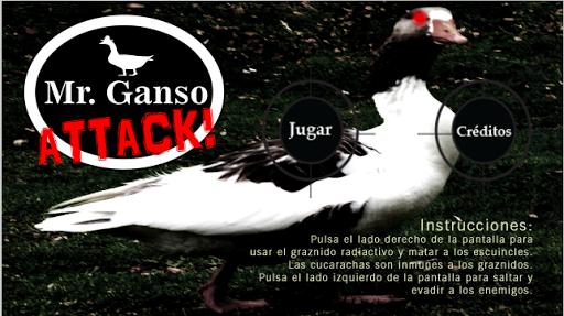 Mr. Ganso Attack