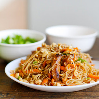 Chinese Vegetable Rice Noodles Recipes