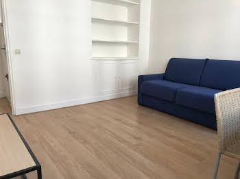 Appartement meublé 2 pièces 37,13 m2
