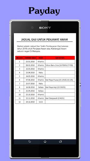 Calendar Malaysia Lite 1.0.13 screenshots 6
