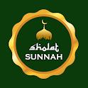 Sholat Sunnah Lengkap dan Doa icon