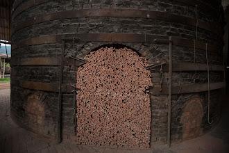 Photo: Horno de secado convertido en bodega