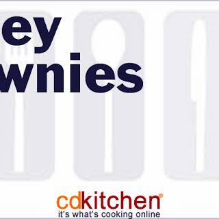 Honey Brownies.
