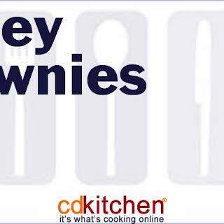 Honey Chocolate Brownie Recipes.