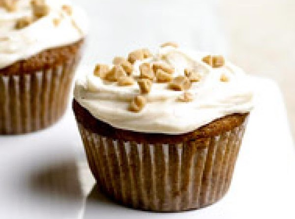 Wenlyn's Cream Soda Toffee Cupcake W/brown Butter Frosting Recipe