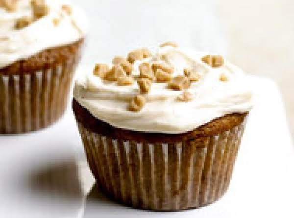 Wenlyn's Cream Soda Toffee Cupcake W/brown Butter Frosting