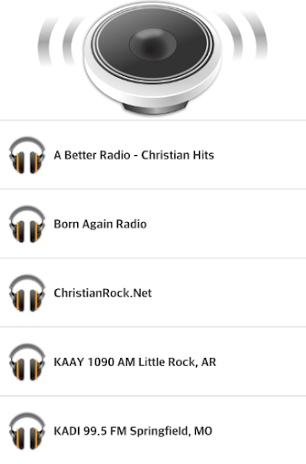 Christian Rock Radio