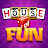 Slots - House of Fun! Play Now logo