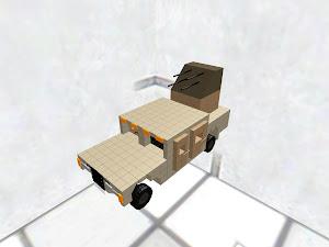 12式高機動車改(自走対空砲仕様)