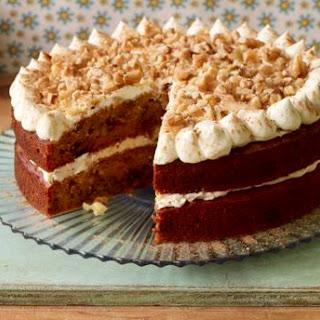 Fat Free Carrot Cake Recipes