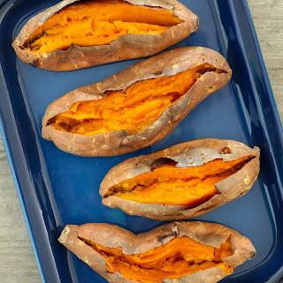 Best Baked Sweet Potatoes.