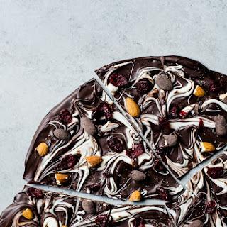 Salty Sweet Chocolate Almond Bark