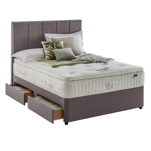 Silentnight Mirapocket 1400 Latex Ivory Bed
