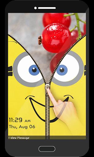 玩免費個人化APP|下載ミリオンスマイル画面のロック app不用錢|硬是要APP