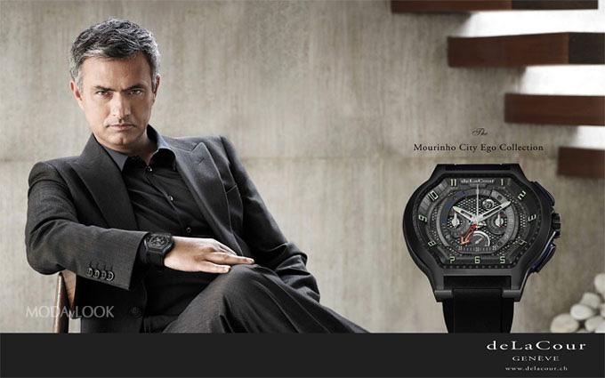 reloj deLaCour Mourinho