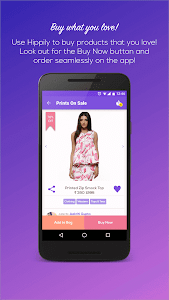 Hippily : Fashion Shopping App screenshot 2