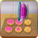 Decorate Cake -Games for Girls icon