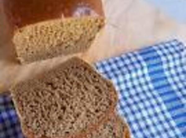 Freezer Rye Bread Recipe
