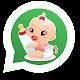 Figurinhas bebês/grávidas WhatsApp - WAStickerApps APK