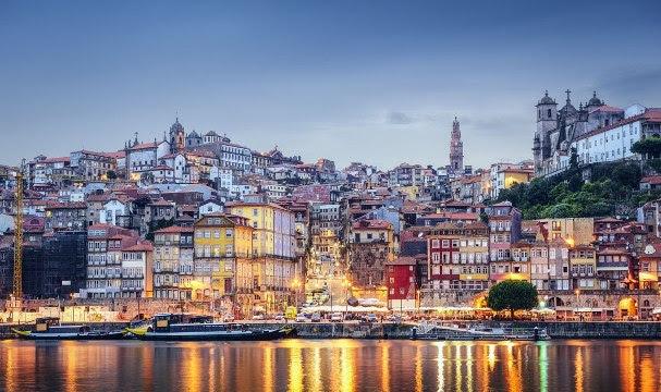 Réveillon no Porto