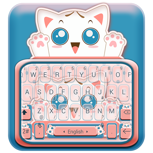Yogurt Cat Keyboard Theme