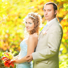Wedding photographer Aleksandr Dyadyura (diadiura). Photo of 14.10.2014